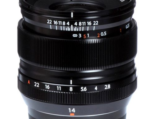 Obiettivo Fujifilm XF 14mmF2.8 R