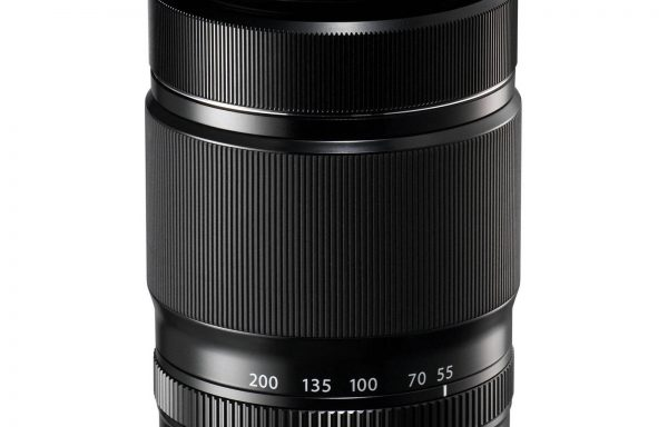 Obiettivo Fujifilm F XF55-200MM F3.5-4.8 R LM OIS
