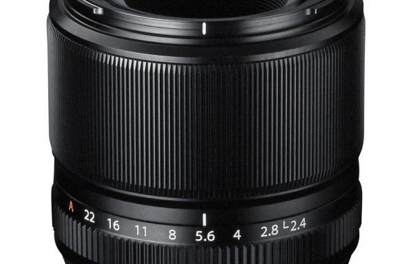 Obiettivo Fujifilm FUJINON XF 60mm f/2.4 R Macro