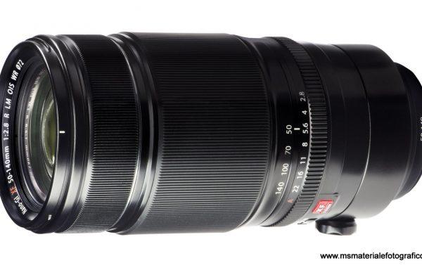 Obiettivo Fujifilm XF50-140mmF2.8 R LM OIS WR