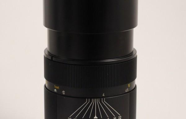 Obiettivo Leica-R Telyt 250mm f/4