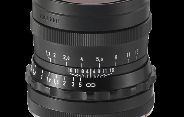 Obiettivo Voigtlander Ultron 35mm f/1,7 Aspherical (Black)