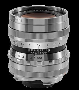 Obiettivo Voigtlander Ultron 35mm f/1,7 Aspherical (Silver)