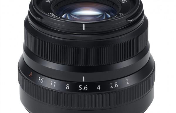Obiettivo Fujifilm XF 35mm f/2 (Black)