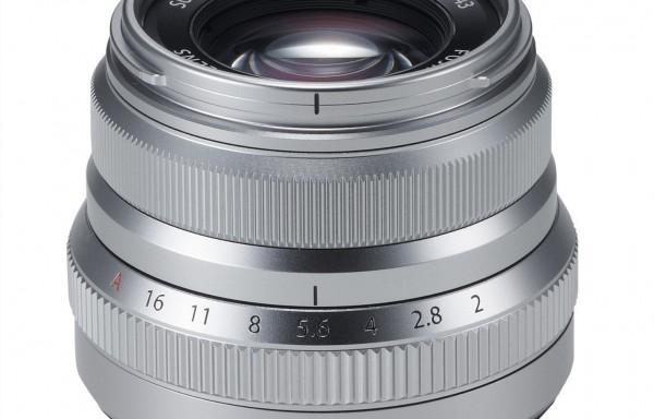 Obiettivo Fujifilm XF 35mm f/2 (Silver) WR