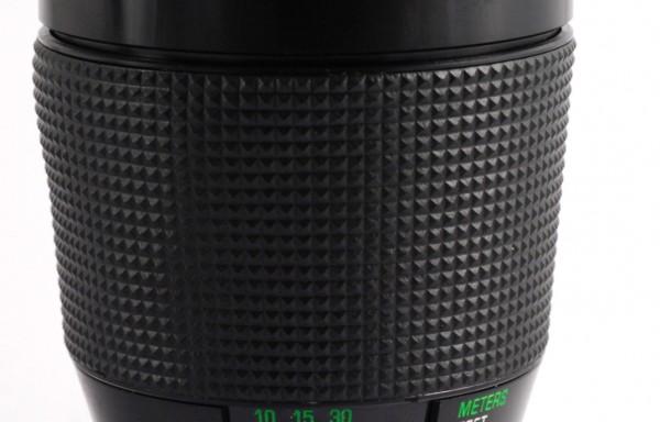 Obiettivo Vivitar Serie 1 200mm f/3 Vite M42