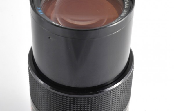 Obiettivo Macro Vivitar Serie 1 70-210mm f/3,5 per Pentax K