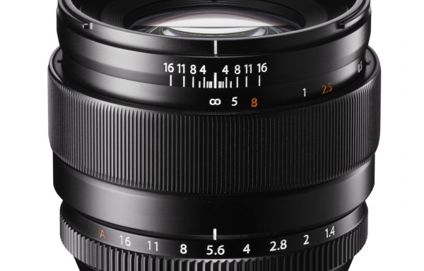 Obiettivo Fujifilm XF 23mm f/1,4