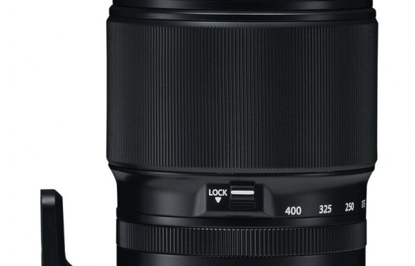 Obiettivo Fujifilm XF 100-400mm f/4,5-5,6 LM OIS WR
