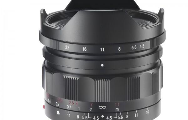 Obiettivo Voigtlander Sony E 15mm f/4,5 Super Wide-Heliar