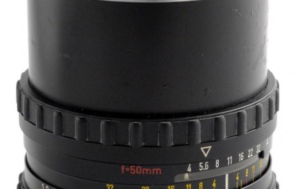 Obiettivo Rollei Distagon 50mm f/4 HFT per Rollei 6000