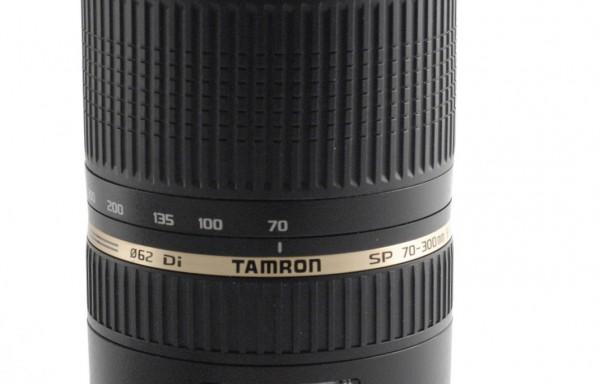 Obiettivo Tamron SP 70-300mm f/4-5,6 per Sony