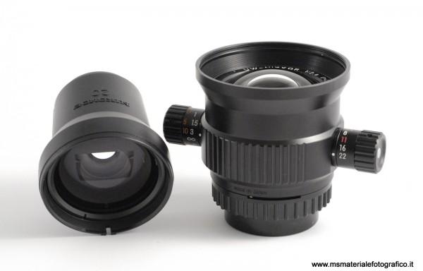 Obiettivo Nikkor UW 20mm f/2,8 Underwater + Mirino