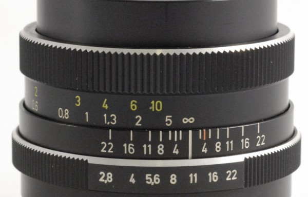 Obiettivo Voigtlander Color-Skoparex 35mm f/2,8
