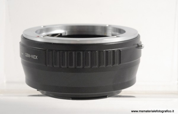 Anello adattatore obiettivi Rollei 35mm a fotocamere Sony Nex