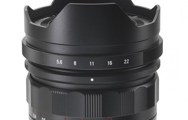 Obiettivo Voigtlander 12mm f/5,6 Ultra Wide Heliar Aspherical Sony E Mount