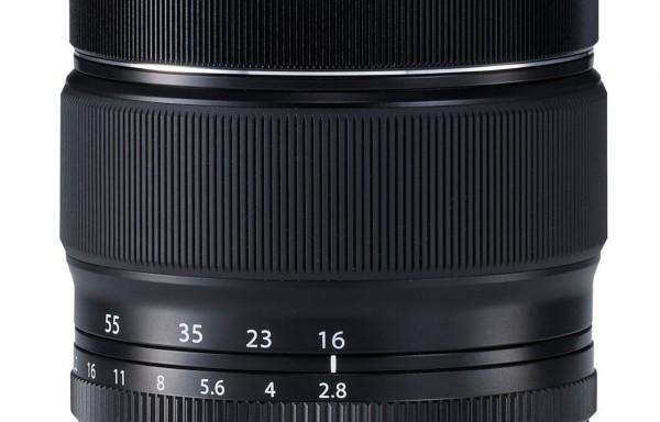 Obiettivo Fujifilm XF 16-55mm f/2,8 R LM WR
