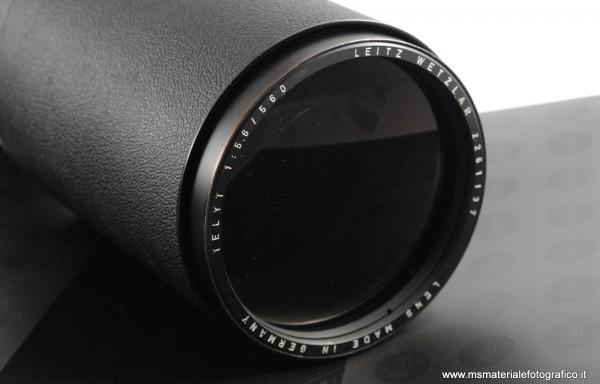 Unità di messa a fuoco Leica R + 560mm f/5,6 Telyt + 400mm f/5,6 Telyt