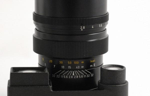 Obiettivo Leica M Elmar 135mm f/2,8