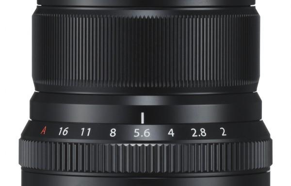 Obiettivo Fujifilm XF 50mm f/2 WR Black