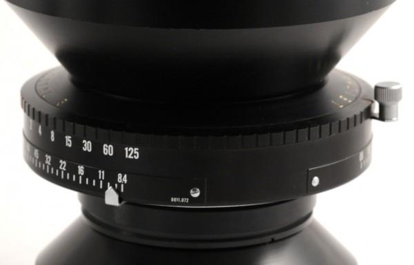 Obiettivo Sironar-N MC 480mm f/8,4