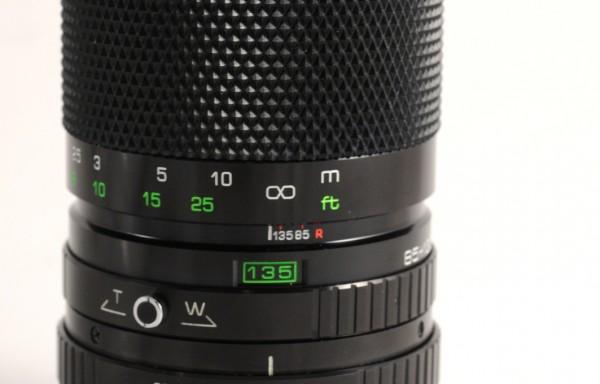 Obiettivo Bifocale 85mm 135mm f/4 per Pentax