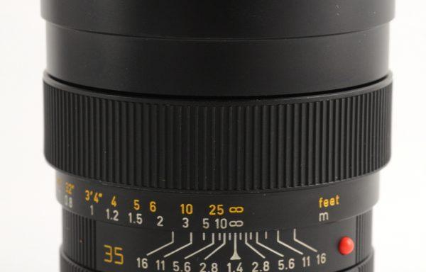 Obiettivo Leica R Summilux 35mm f/1,4