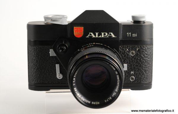 Fotocamera Alpa 11 si + Obiettivo Kern Macro 50mm f/1,9