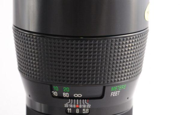 Obiettivo Vivitar 135mm f/2,3 S1 per Olympus