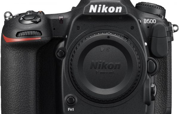 Fotocamera Nikon D500 (NITAL 4 anni di garanzia)