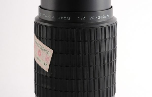 Obiettivo Pentax-A 70-200mm f/4 SMC