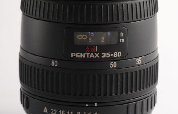Obiettivo Pentax 35-80mm f/4
