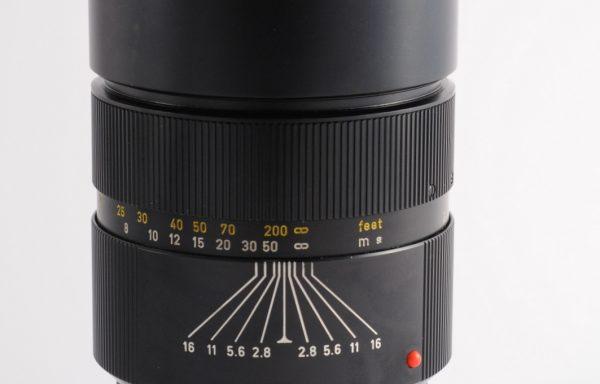 Obiettivo Leica Elmarit R 180mm f/2.8