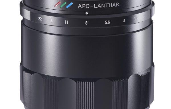 Obiettivo Voigtlander Macro Apo-Lanthar 65mm f/2,0 E