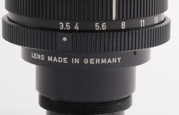 Obiettivo Leica Elmar 65mm f/3,5