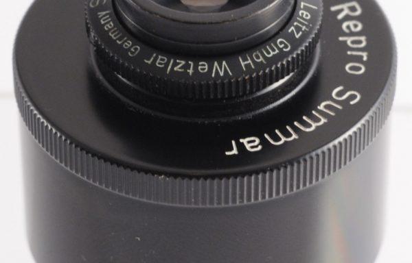 Obiettivo Summar 24mm f/2 con anello Repro