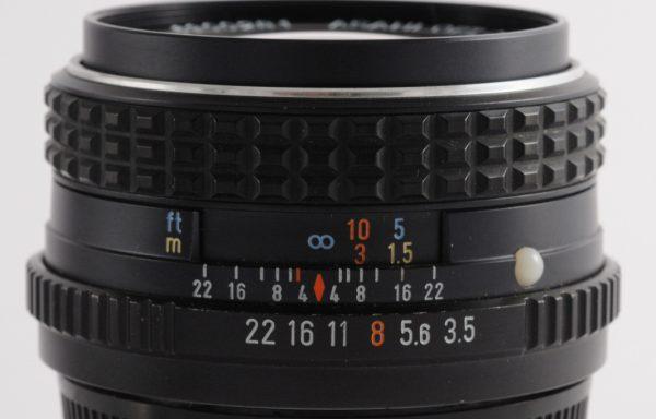 Obiettivo Pentax-M 28mm f/3,5