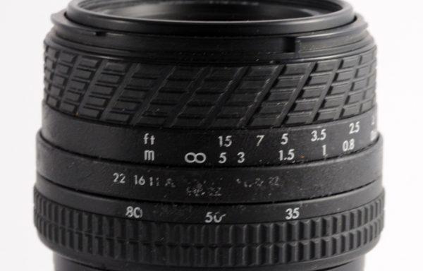 Obiettivo Sigma 35-80mm f/4-5,6 per Olympus