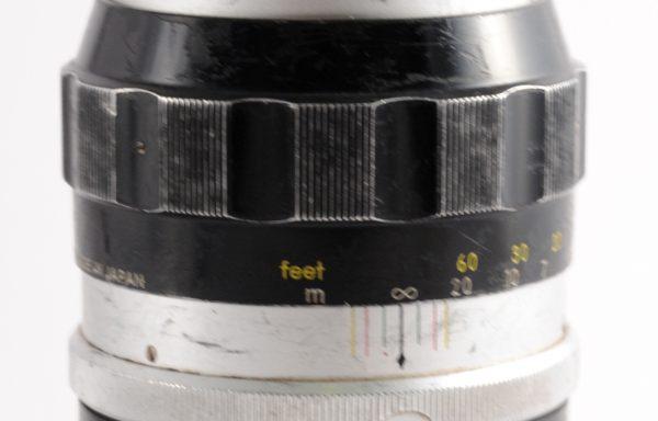 Obiettivo Nikon 135mm f/3,5