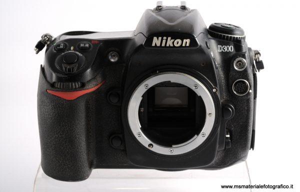 Fotocamera Nikon D300 (per parti)