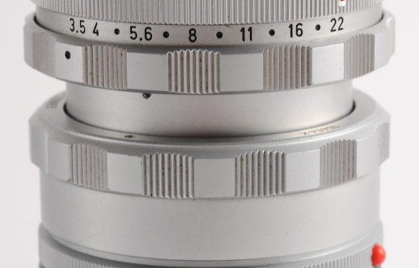 Obiettivo Leitz Elmar 65mm f/3,5 per Visoflex