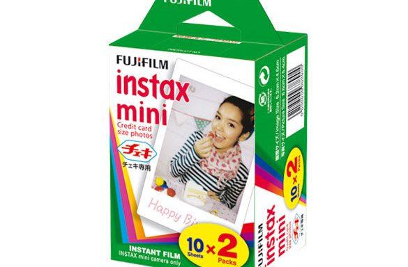 Pellicola Instax mini (2 pack 10 fogli)