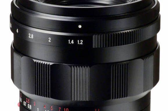 Obiettivo Voigtlander 40mm f/1,2 Nokton E per Sony E-Mount