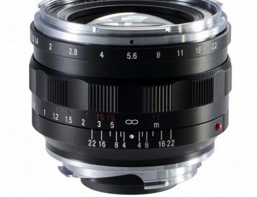 Obiettivo Voigtlander 40mm f/1,2 Nokton VM