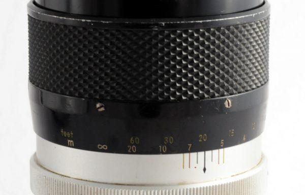Obiettivo Nikon Nikkor-Q 135mm f/2,8