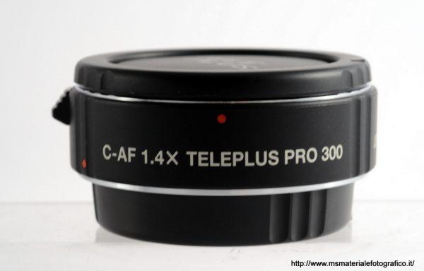 Moltiplicatore di focale C-AF 1,4x Teleplus Pro 300