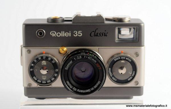 Fotocamera Rollei 35 Classic