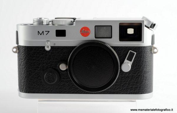 Fotocamera Leica M7 silver