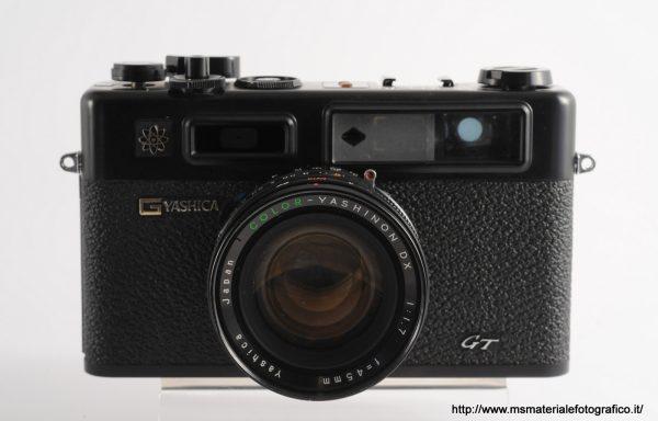Fotocamera Yashica Electro 35 GT