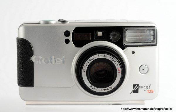 Fotocamera Rollei Prego 125